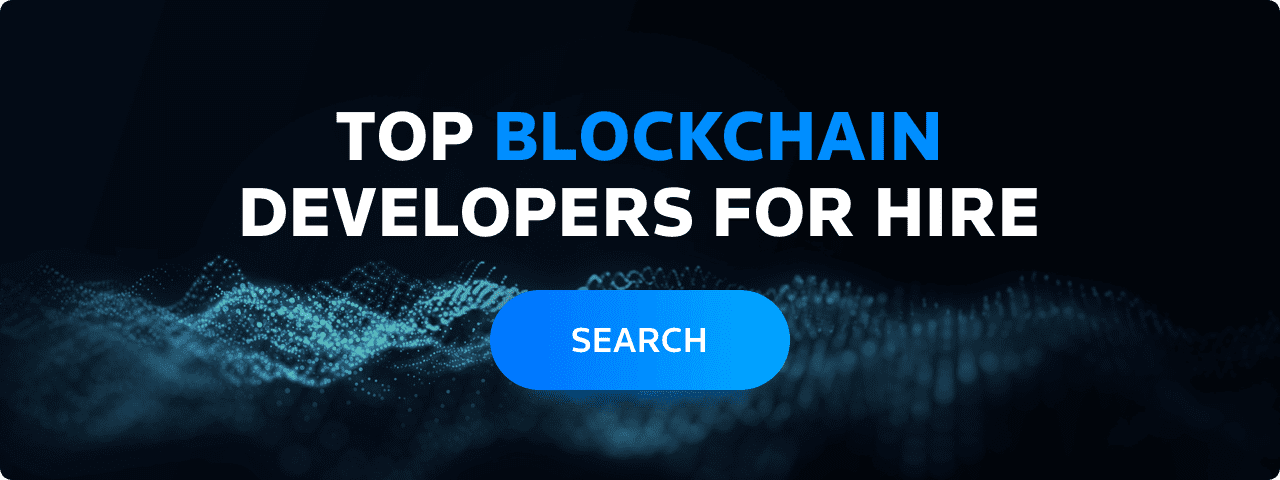 Top blockchain developers