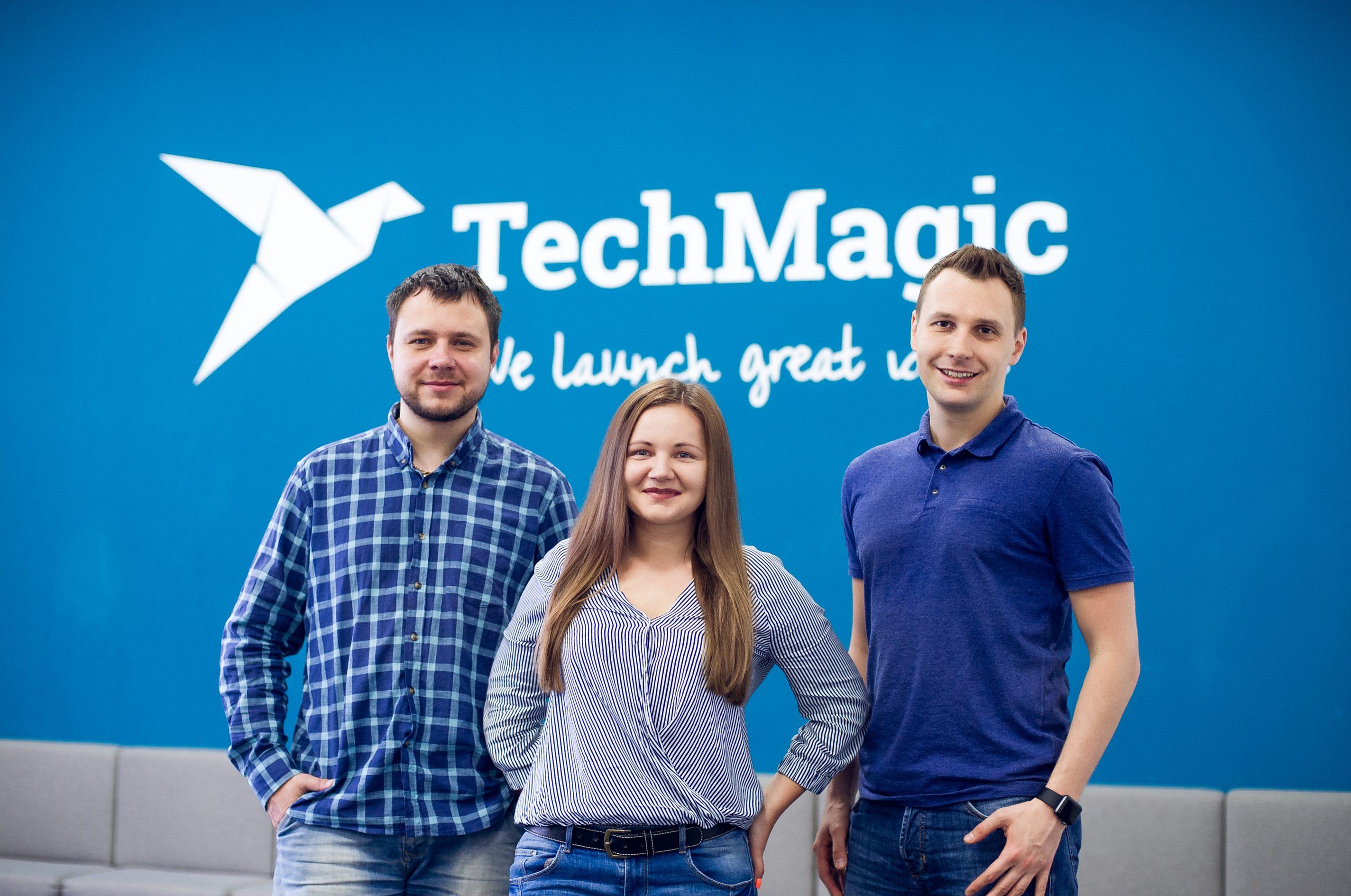TechMagic Founders. We love our Tech Partners at YouTeam