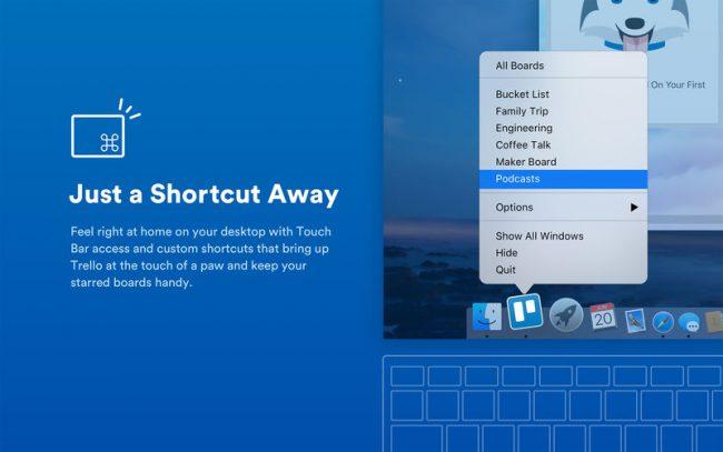 Trello Desktop for Mac