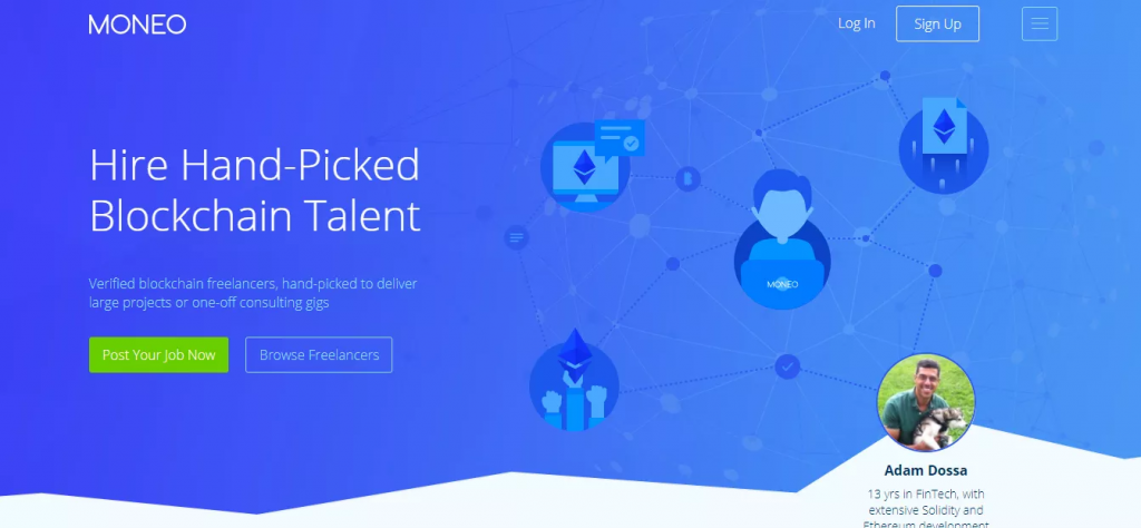 Blockchain Hiring Guide. Where to Find Blockchain Developers? by YouTeam
