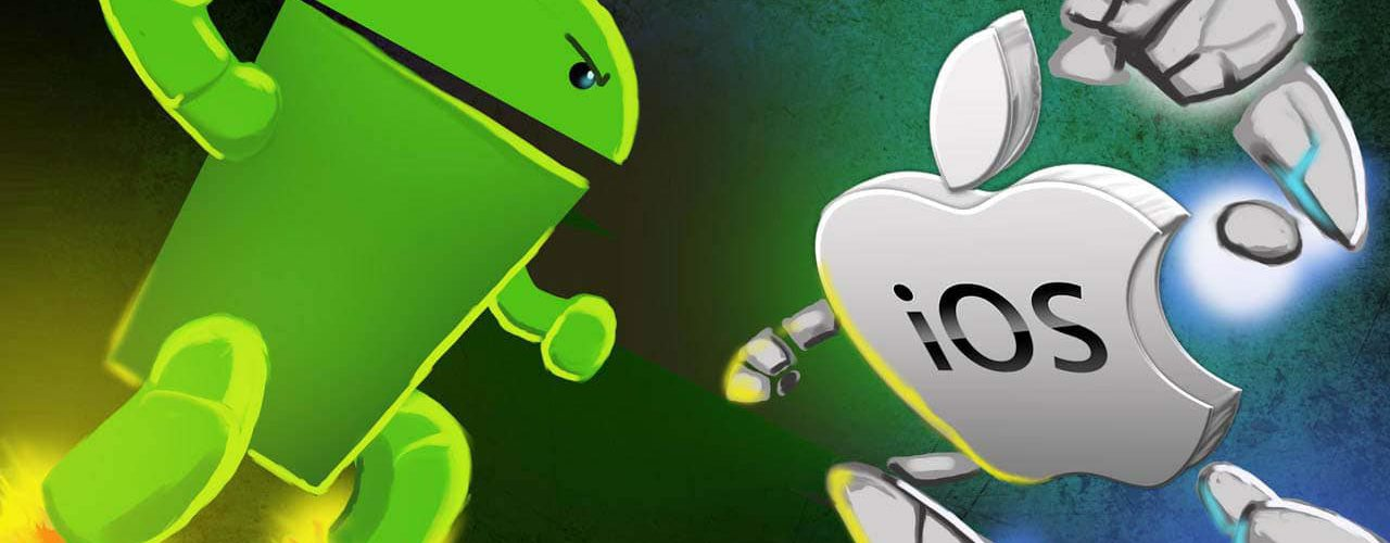 mobile app development for ios and android