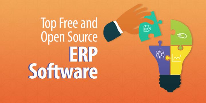 open source erp software
