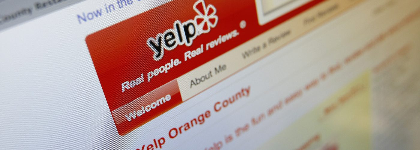 websites like yelp