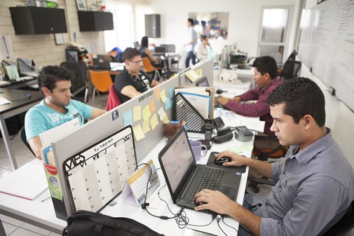 Developers from Mexica