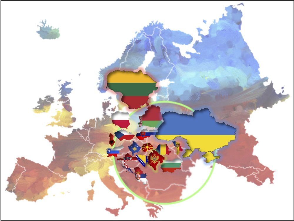 IT Outsourcing in Eastern Europe: Locations