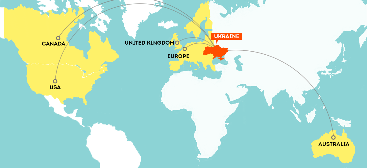Offshore Development Team in Ukraine