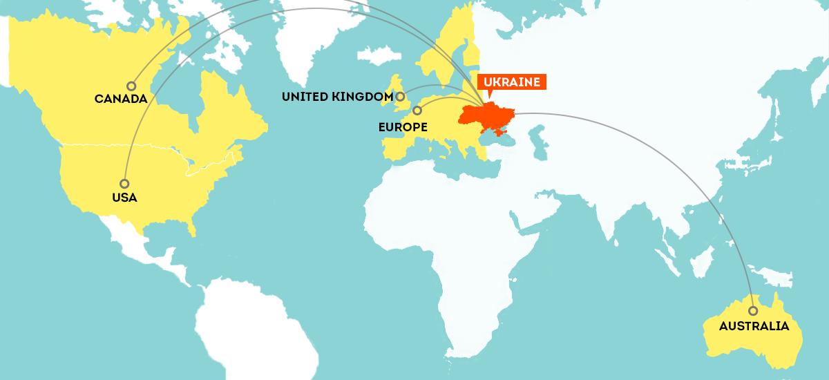 Offshore Development Team in Ukraine