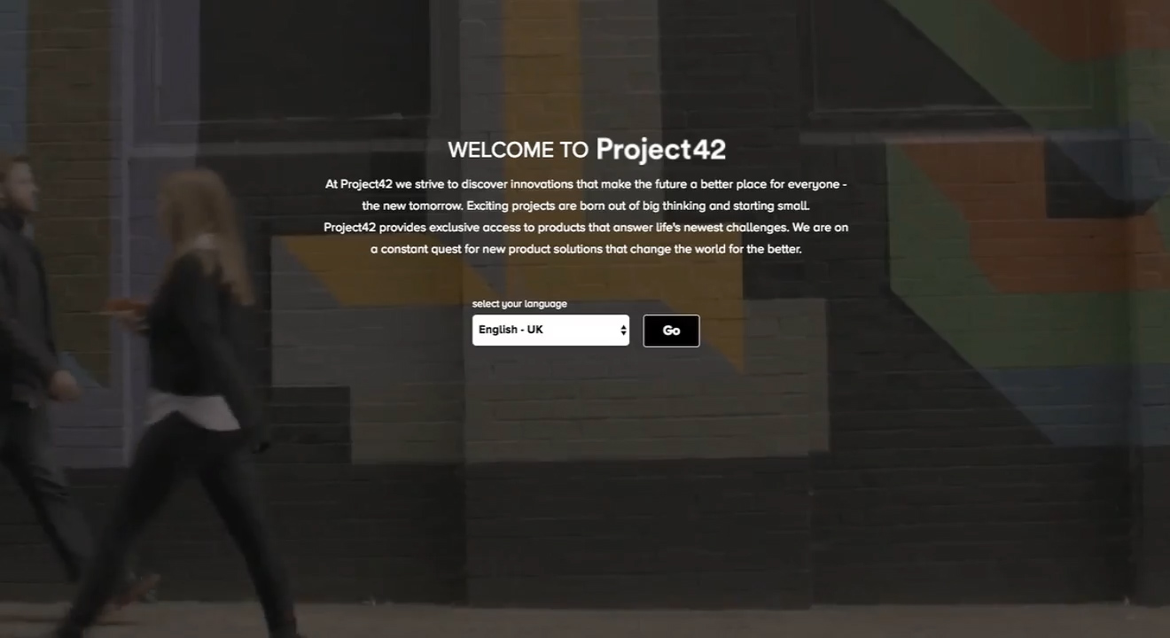 Project 42