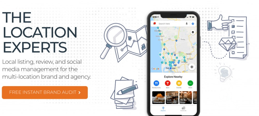 the location experts