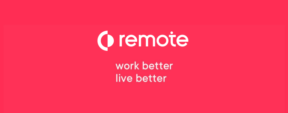 remote work better live better