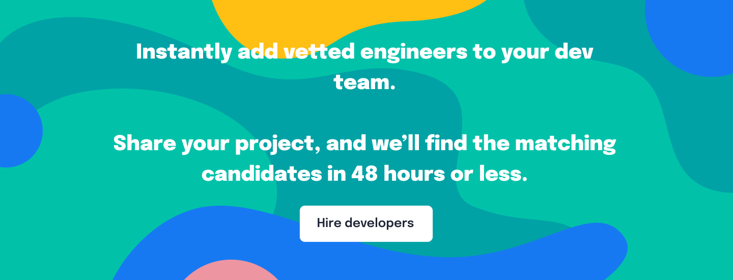 hire software developers with YouTeam