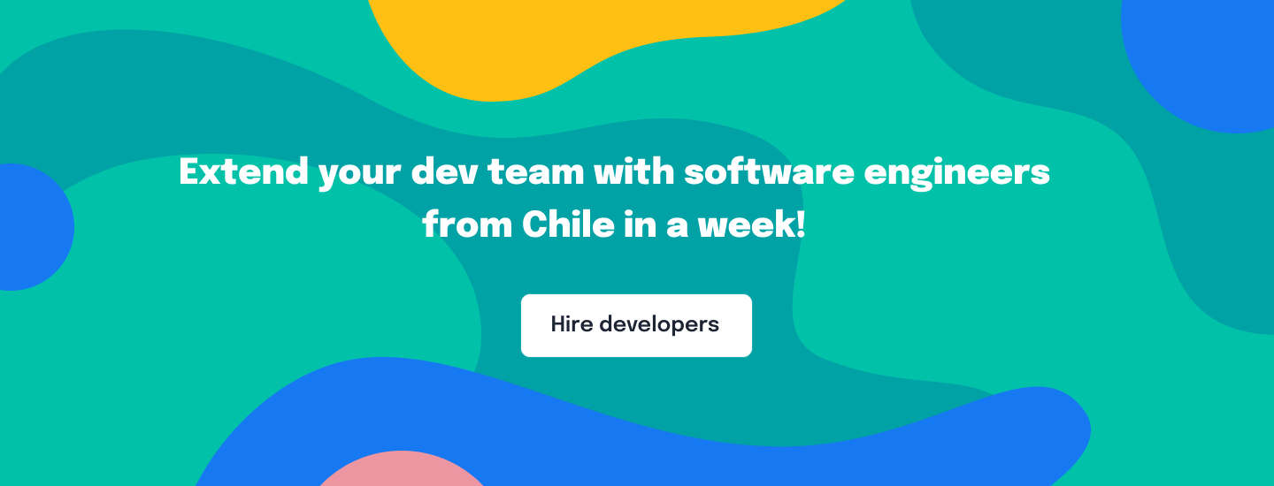 Hire developers from Chile