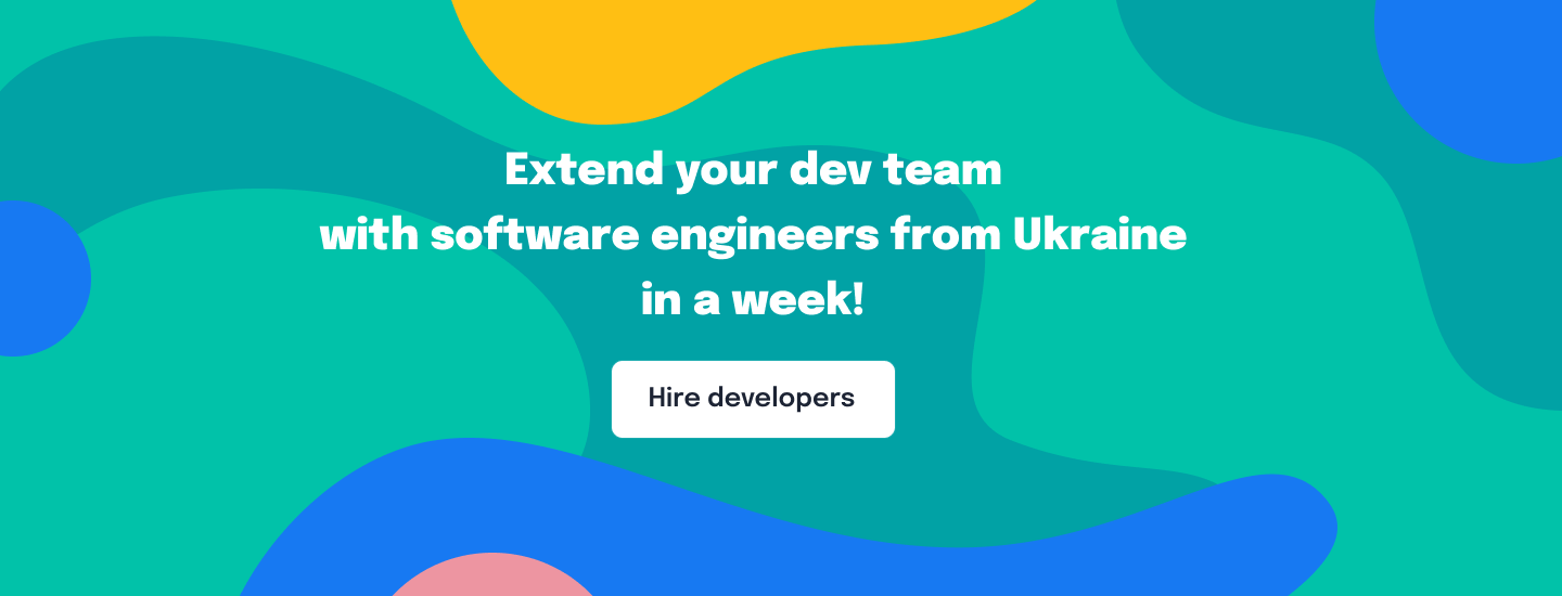 Hire software developers from Ukraine