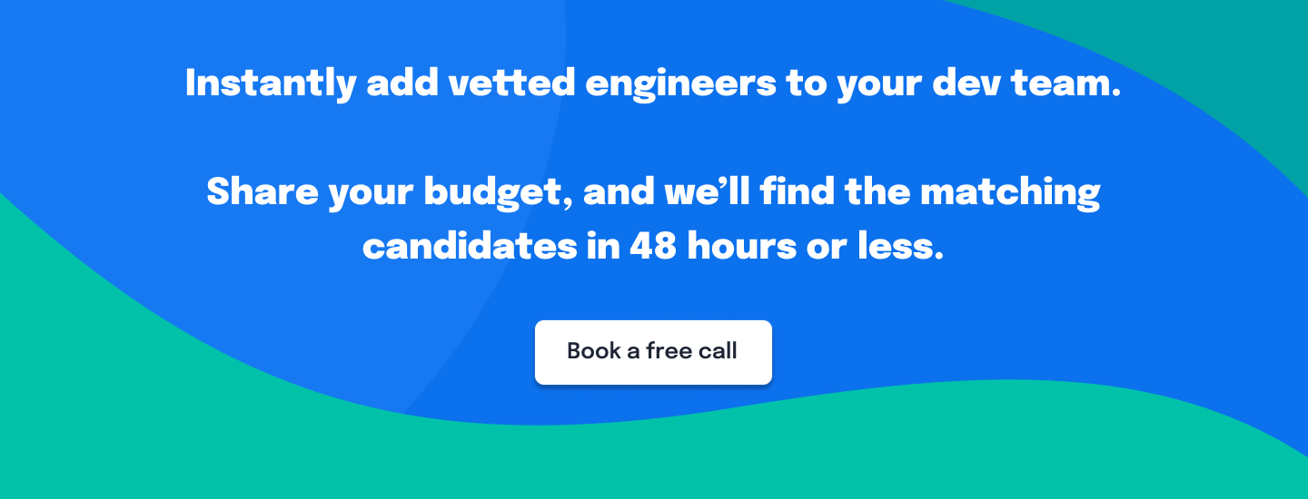 Hire developers