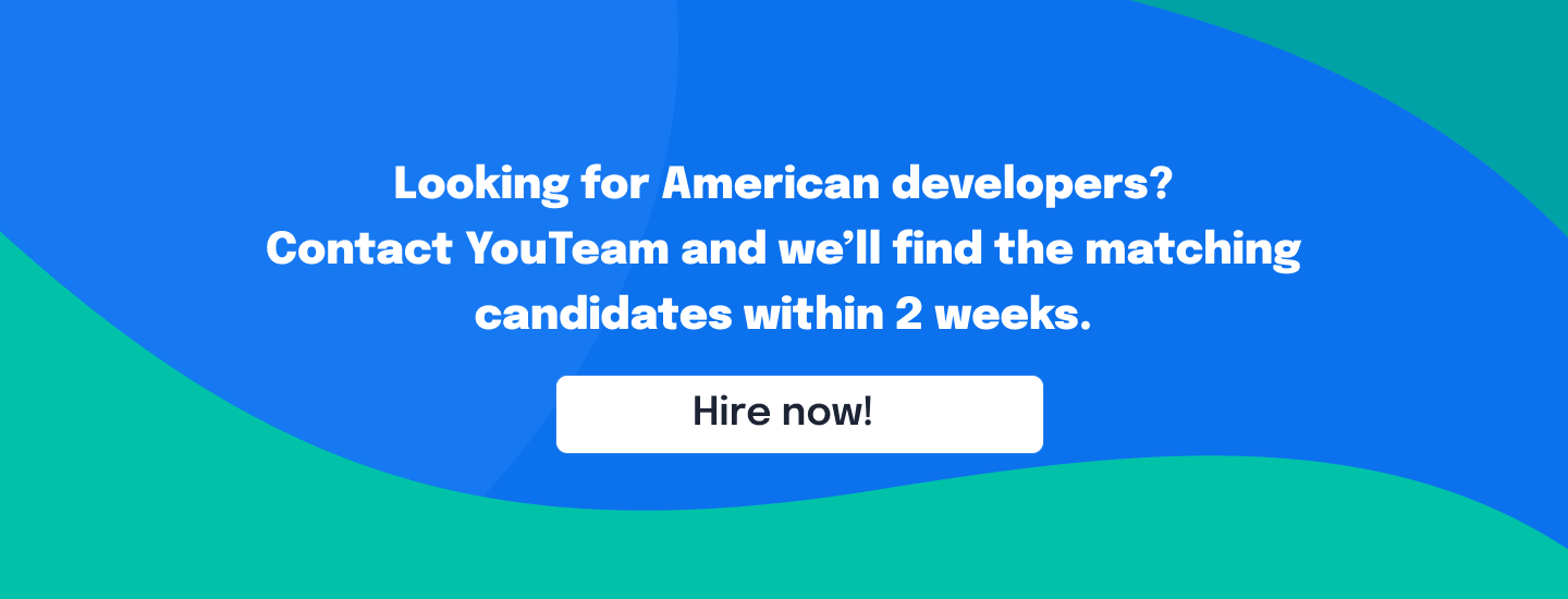 Hire American developers