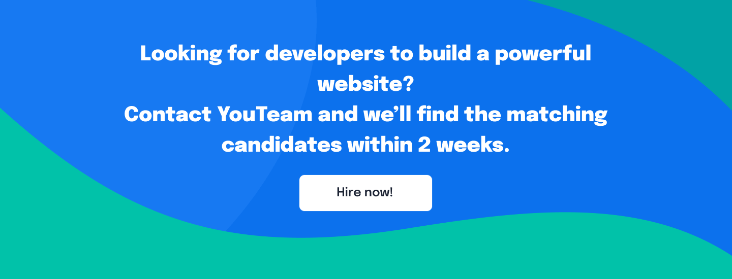 Hire developers with YouTea