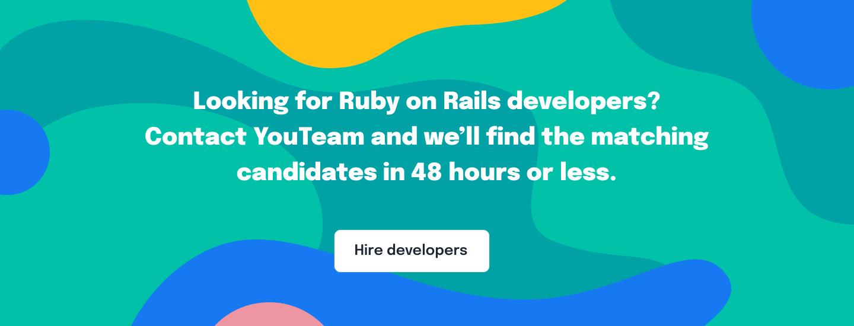 Hire RoR developer